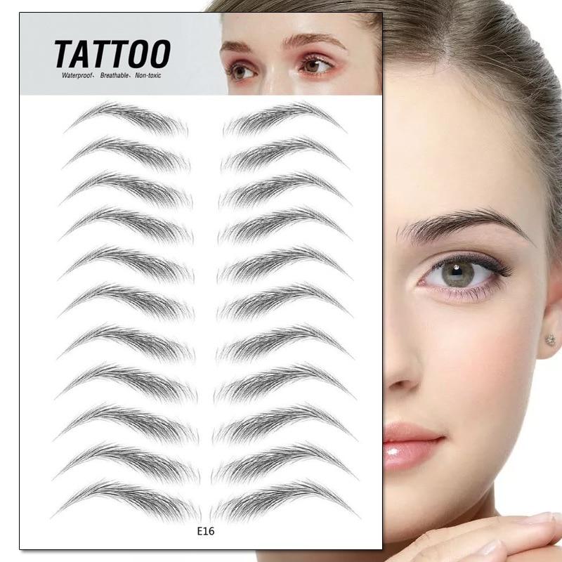 4D Hair like Authentic Eyebrows