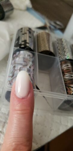 PolyGel Nail Kit photo review