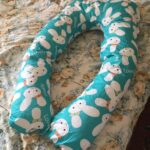U Shaped Body Pillow photo review