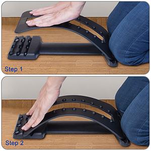 back massage stretcher Beauty Junkie