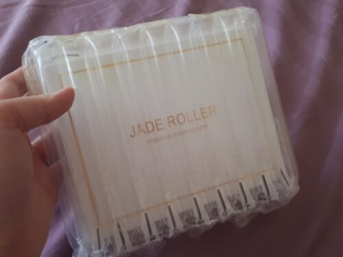 Nephrite Jade Roller photo review