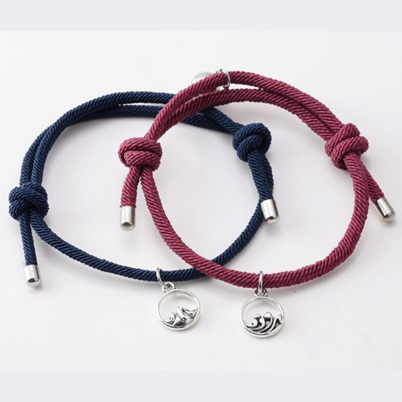Attractive Couple Bracelets
